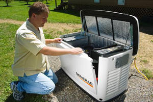 Home generators installed in Perinton area